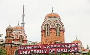Madras University