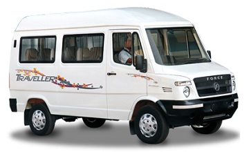12 SEAT TEMPO TRAVELLER